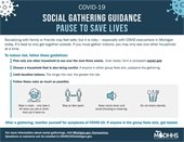 Social Gathering Guidance