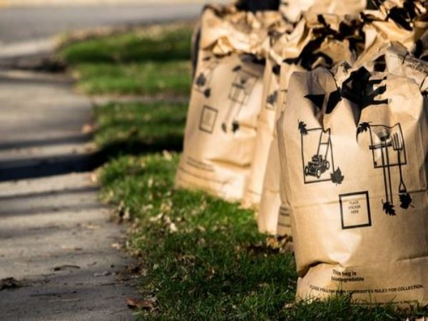 Yard Waste Bags Small