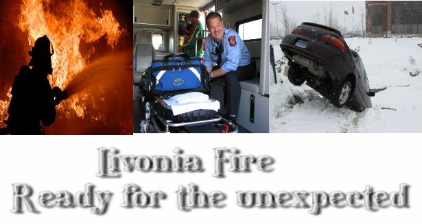 Livonia Fire - Ready for the Unexpected