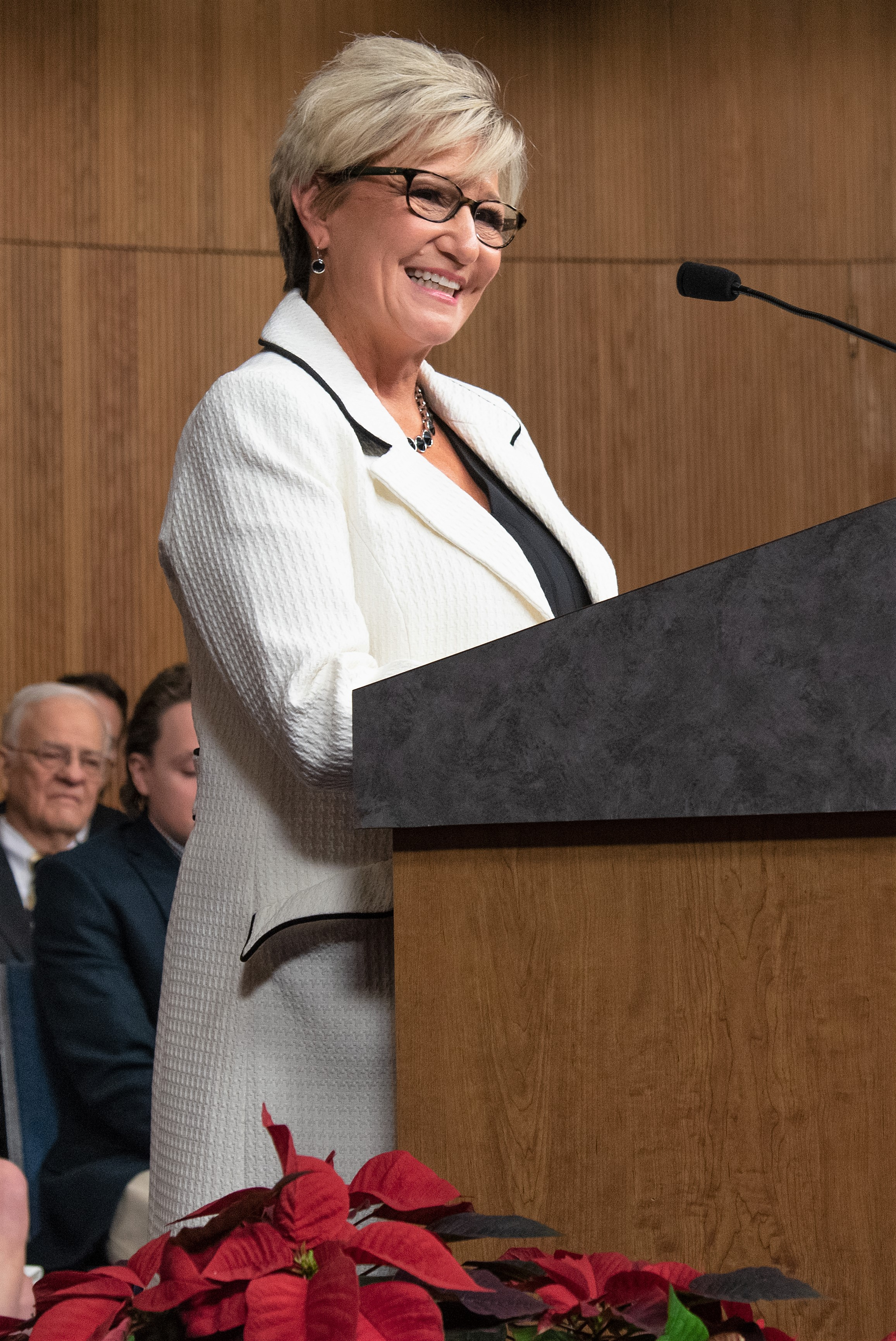 Mayor Maureen Miller Brosnan