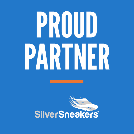 SilverSneakers Proud Partner Graphic