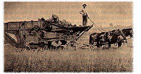 Historical Photo of Farming